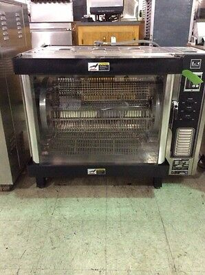 BKI Rotisseri Smoker Model DR-34  (JJ019) **PRICE DROP** • 2,000$