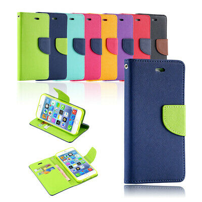 AU6.99 • Buy For IPhone 8 7 Plus 6 6S Plus SE(2nd Gen) Case Leather Wallet Flip Card Cover