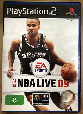 AU14.95 • Buy NBA Live 09 (Sony Playstation 2, 2009)