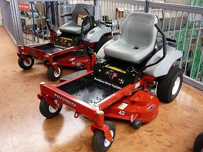 AU5699 • Buy ZERO TURN RIDE ON LAWN MOWER 42 INCH WORLDLAWN 20 HP Briggs & Stratton B/NEW