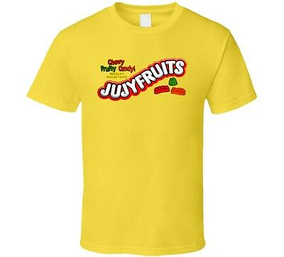 $19.99 • Buy Jujyfruits Classic Candy Food Seinfeld T Shirt