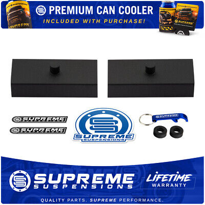 $29.95 • Buy 1  Rear Leveling Lift Blocks For Chevrolet Silverado GMC Sierra HD Steel Kit