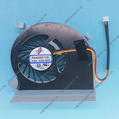 AU11.59 • Buy NEW CPU Cooling Fan For MSI GE70 MS-1756 MS-1757 PAAD0615SL N039 E33-0800413-MC2
