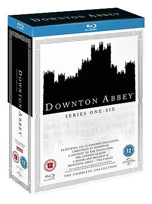 Downton Abbey: The Complete Collection (Box Set) [Blu-ray] • 39.99£