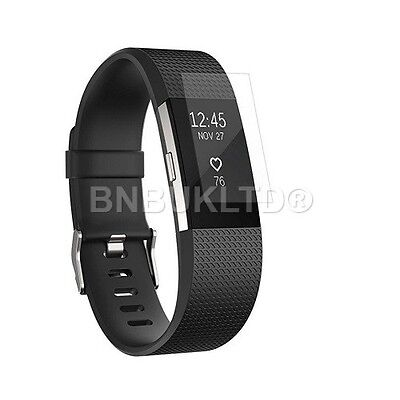 $ CDN4.10 • Buy 2 X Invisible Screen Protector For Fitbit Charge 2 HR