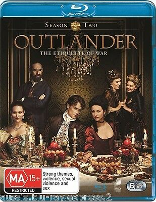 AU60.99 • Buy Outlander: Season 2