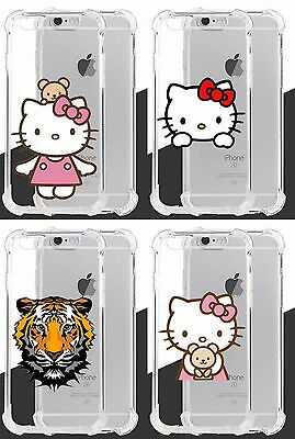 AU10.32 • Buy Hello Kitty-clear Case Drop Proof And Shockproof  Iphone 6 Plus & Iphone 6s Plus