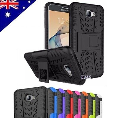 AU6.99 • Buy Heavy Duty Strong Shockproof Case Cover For Samsung Galaxy J5 J7 Prime Case