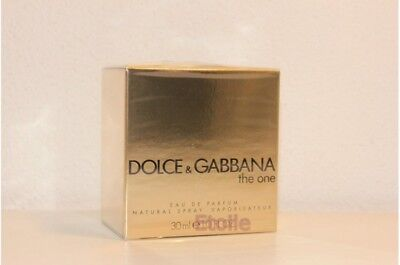 3eb1bbd2a8587f D G DOLCE   GABBANA THE ONE PROFUMO DONNA EDP 30ML VAPO Perfume Women Spray  • 53.20
