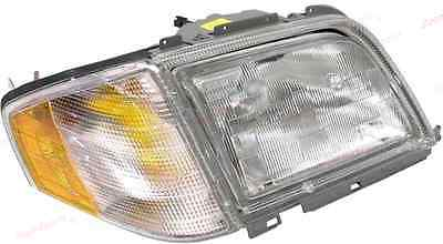 $405.71 • Buy Mercedes R129 Sl500 Sl320 Halogen Headlight Assembly Passenger Side Oem AL New