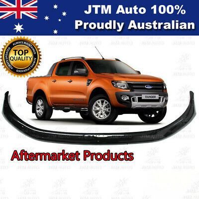 AU79.90 • Buy Bonnet Protector For Ford Ranger PX 2012 2013 2014 2015 Tinted Guard