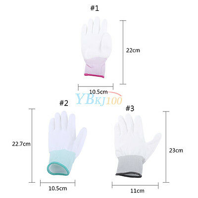 $2.29 • Buy 1Pair Anti Static Antiskid Gloves PC Computer Repair ESD Electronic Labor Worker
