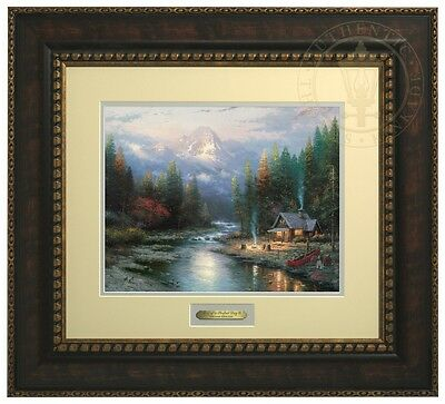 £159.31 • Buy Thomas Kinkade End Of A Perfect Day II Prestige Home Collection