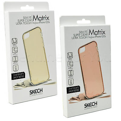 £2.99 • Buy Genuine SKECH Protective Clip On Case Cover Bumper For IPhone 8/7/6s/6 4.7