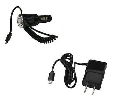 $ CDN17.31 • Buy 2AMP Car Charger + Wall Home Travel Charger For SAMSUNG Galaxy S7 Edge
