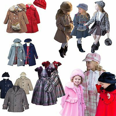 £19.99 • Buy Clearance Couche Tot Children Boys And Girls Winter Jackets Coats Casual Dresses
