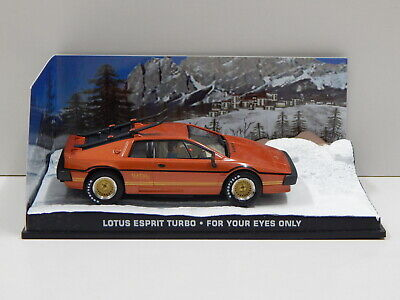 $ CDN40.66 • Buy 1:43 Lotus Esprit Turbo - James Bond For Your Eyes Only Universal Hobbies N/A