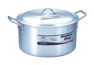£12.99 • Buy Kitchen King Stock Pots Catering Cooking Stockpots Casserole Pan
