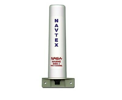 NASA Marine Series 2 Navtex Antenna 490 / 518Khz Dual  Frequency C/w 7m Cable • 35£