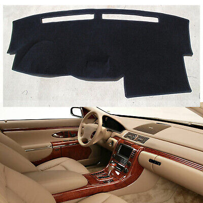 $17.63 • Buy Black Dash Cover Dash Mat Dashboard Cover For Nissan Titan 2004-2011 2012