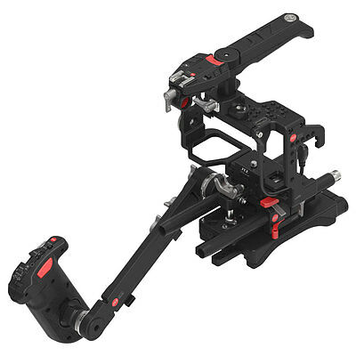 AU892.44 • Buy JTZ DP30 Camera Cage Baseplate Rig KIT For SONY A7S A7SII A7SM2 A7R A7RM2 A7 II