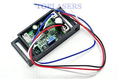 £10.90 • Buy 50mW-500mw 650nm 660nm Red Laser Diode Driver Board Circuit 12V W/ TTL 0-20KHZ