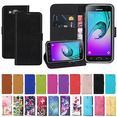 Luxury Magnetic Flip Cover Stand Wallet Leather Case For Samsung Galaxy J5 2016 • 3.15£