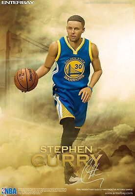 $320 • Buy NBA X Enterbay Stephen Curry 1/6 Scale Version 2.0