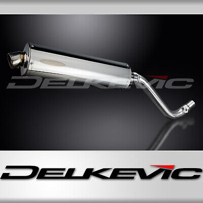 AU339.95 • Buy Suzuki Dr650se 1996-2020 450mm Oval Stainless Exhaust System