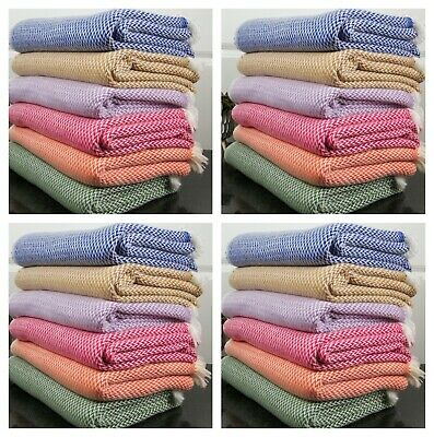Cashmere Throw Blanket Wool Throws Blankets Bed Sofa New Home Soft Sheet Bed • 62.99£
