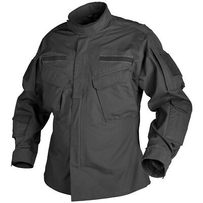 £44.95 • Buy Helikon Tactical Army Jacket Cpu Combat Mens Shirt Airsoft Security Police Black