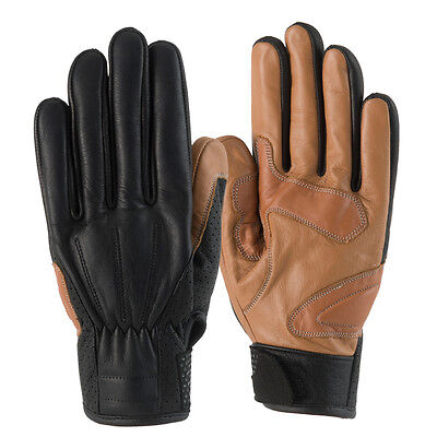 £30.12 • Buy Rayven Napoli Leather Thermal Lined Scooter Gloves Motorbike Motorcycle Gloves