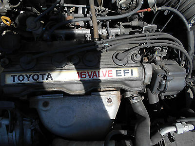 AU235 • Buy 1989-1994 Toyota AE92 Corolla Exhaust Manifold-suit 4afe  S/N V7123 BK8946