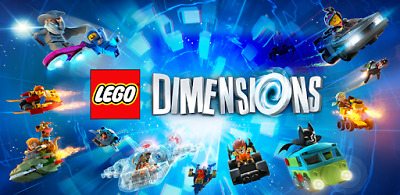 AU116.32 • Buy LEGO Dimensions - Complete Story, Level, Team And Fun Packs - New Sealed