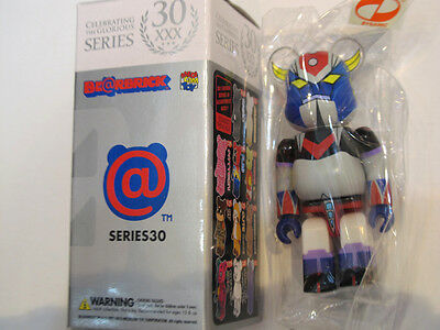 $149.99 • Buy Medicom Bearbrick Series 30 100% SECRET 1/192 UFO Robot Grendizer