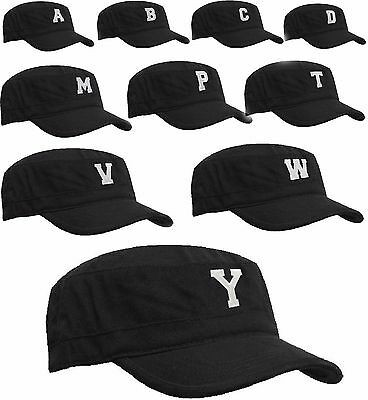 £4.99 • Buy Classic Army Hat Cadet COMBAT FIELD MILITARY CAP STYLE PATROL Baseball A-Z Leter