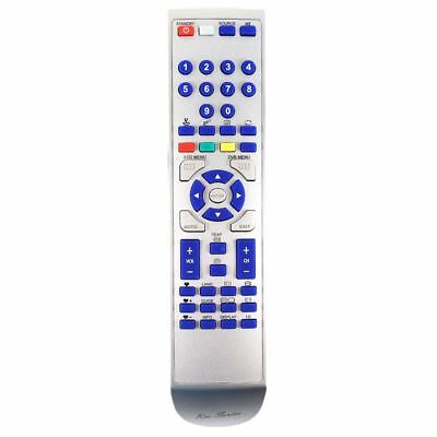 *NEW* RM-Series Replacement TV Remote Control For Goodmans LD3266D • 14.95£