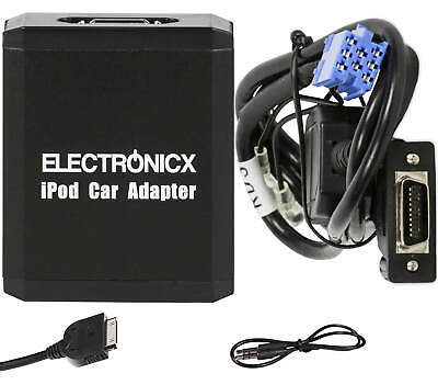 £42.64 • Buy Adapter AUX IPhone IPad IPod CD Wechsler RD3, RB3 Und RM2 Radio's