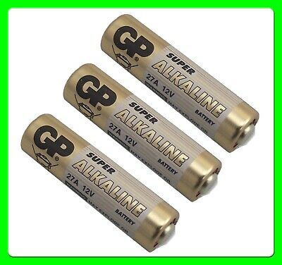 AU9 • Buy * Pack Of 3 * Key Fob Battery 12 Volt [27A] GP27A MN27 L828 CA22