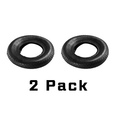 2X 4.80/4.00-8 Tire And Inner Tube Wheel Assembly 16  Wheel Pneumatic Wheel • 15.59£