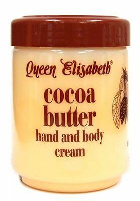 Queen Elisabeth Cocoa Butter Hand And Body Cream 500ml • 6.99£
