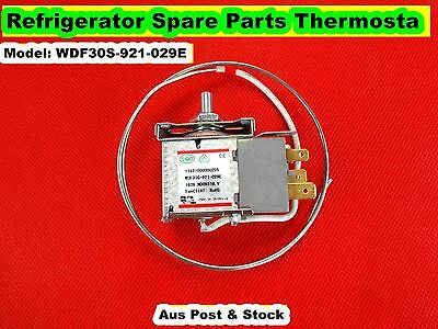 AU26 • Buy Refrigerator Spare Parts 3 Pin Thermostat WDF30S-921-029 (Suits Many OEM) (B161)