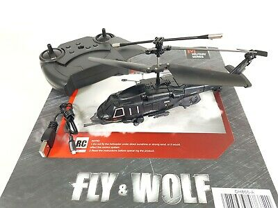 £41.99 • Buy RTR RC RADIO REMOTE CONTROL Alloy Shark Model Kids HELICOPTER LARGE OUTDOOR GYRO