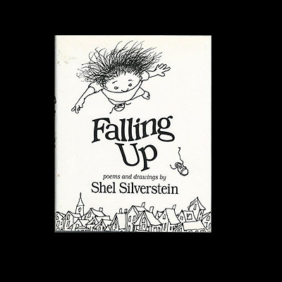 FALLING UP By Shel Silverstein A Hardcover Book FREE SHIPPING PoEtRy • 8.63£