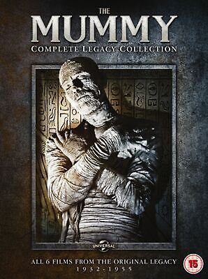 The Mummy: Complete Legacy Collection (Box Set) [DVD] • 19.99£