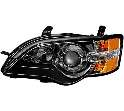 $129.95 • Buy Headlights Assembly W/Bulb Left Driver Side For 05 2005 Subaru Legacy Outback
