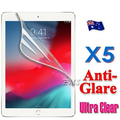 AU6.49 • Buy 5X Clear & Anti Glare Matte Screen Protector For Apple IPad 5th 6th Gen /Air 1 2