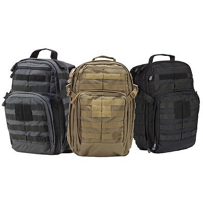 5.11 Tactical Rush 12 Backpack Choice Of Colors  56892 • 109.99  8bb0f23f6