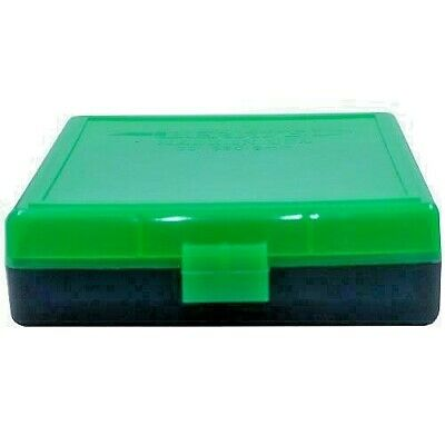 AU8.69 • Buy AMMO BOXES (1) ZOMBIE 100 Round 9MM / 380 - Berry's Plastic Container