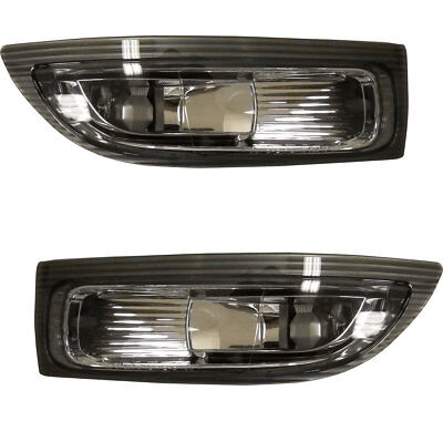$169.95 • Buy Fog Driving Lights Lamps Assembly W/Bulb Pair Set For 04-05 Toyota Sienna